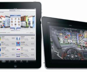iPad (Apple) i świat multimediów.