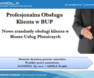 Profesjonalne Biuro Usług Płatniczych. Nowe szkolenie.