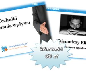 Konkurs: Do wygrania 3 zestawy szkoleń internetowych