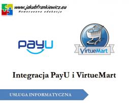 Integracja PayU i VirtueMart