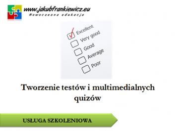 quizy - Jakub Frankiewicz - Nowoczesna Edukacja