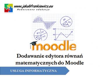 rownania moodle jf - Jakub Frankiewicz - Nowoczesna Edukacja