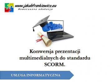 scorm jf - Jakub Frankiewicz - Nowoczesna Edukacja