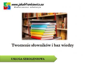 slownik jf - Jakub Frankiewicz - Nowoczesna Edukacja