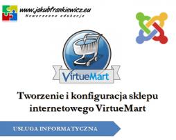 Tworzenie i konfiguracja sklepu internetowego VirtueMart