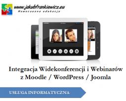 Integracja Wideokonferencji i Webinarów