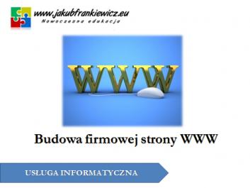 wizytowka jf - Jakub Frankiewicz - Nowoczesna Edukacja