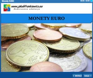 Czy znasz wszystkie monety EURO?