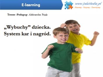 wybuchy dziecka - Jakub Frankiewicz - Nowoczesna Edukacja