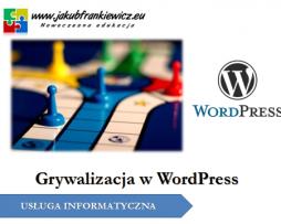 Grywalizacja w WordPress