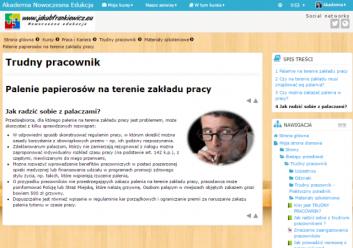 trudnypracownik - Jakub Frankiewicz - Nowoczesna Edukacja