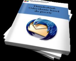 Thunderbird: Odzyskanie haseł do poczty (Ebook)