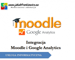 Integracja Moodle i Google Analytics