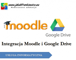 Integracja Dysku Google i  Moodle