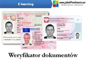 weryfikatordokumentow - Jakub Frankiewicz - Nowoczesna Edukacja