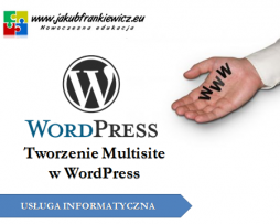 Tworzenie Multisite w WordPress