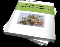 Kalendarium Biur Usług Płatniczych