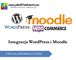 Integracja WordPress i Moodle