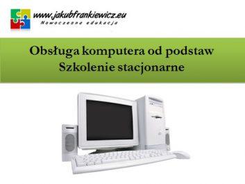 obslugakomputera - Jakub Frankiewicz - Nowoczesna Edukacja