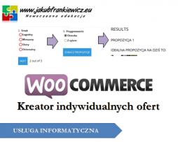 WooCommerce: Kreator indywidualnych ofert