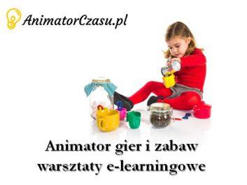 animator gier zabaw - Jakub Frankiewicz - Nowoczesna Edukacja