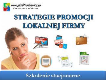 strategia promocji - Jakub Frankiewicz - Nowoczesna Edukacja
