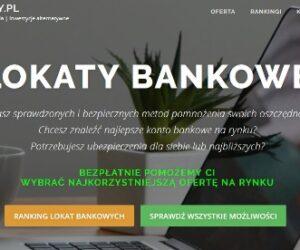 ZyskowneLokaty.pl – Lokaty | Konta bankowe | Ubezpieczenia