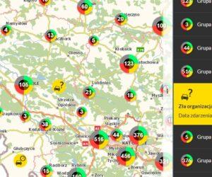 Jak bardzo jesteś bezpieczny? Krajowa mapa zagrożeń