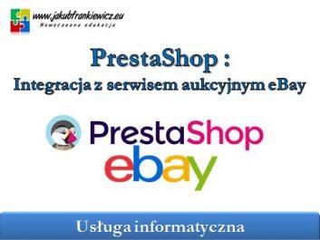 presta ebay - Jakub Frankiewicz - Nowoczesna Edukacja