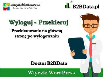 wyloguj przekieruj b2bdata - Jakub Frankiewicz - Nowoczesna Edukacja