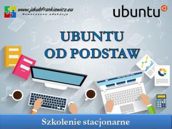ubuntu - Jakub Frankiewicz - Nowoczesna Edukacja