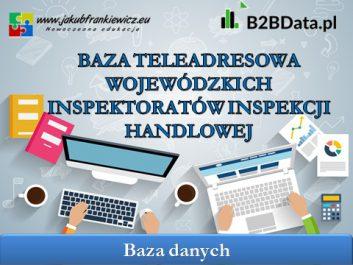 inspekcja handlowa - Jakub Frankiewicz - Nowoczesna Edukacja