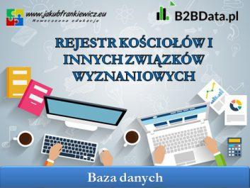 rejestr kosciolow - Jakub Frankiewicz - Nowoczesna Edukacja