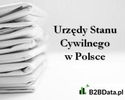 Urzędy Stanu Cywilnego w Polsce