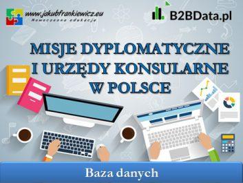 misje dyplomatyczne - Jakub Frankiewicz - Nowoczesna Edukacja