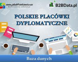 Polskie placówki dyplomatyczne