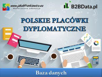 placowki dyplomatyczne - Jakub Frankiewicz - Nowoczesna Edukacja