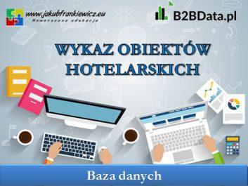 wykaz obiektow hotelarskich - Jakub Frankiewicz - Nowoczesna Edukacja