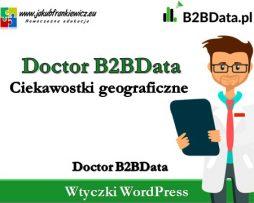 Doctor B2BData – Ciekawostki geograficzne