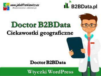 b2bdata ciekawostki geograficzne - Jakub Frankiewicz - Nowoczesna Edukacja