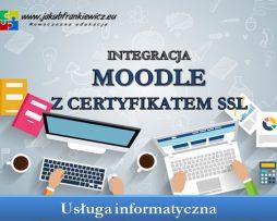 Integracja Moodle z certyfikatem SSL