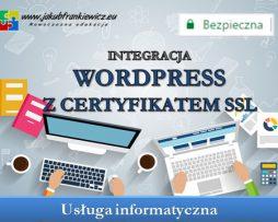 Integracja WordPress z certyfikatem SSL