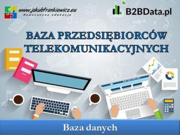 przedsiebiorcy telekomunikacyjni - Jakub Frankiewicz - Nowoczesna Edukacja