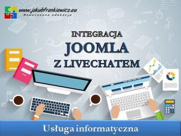 joomla livechat - Jakub Frankiewicz - Nowoczesna Edukacja