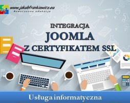 Integracja Joomla z certyfikatem SSL