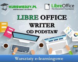 LibreOffice Writer – warsztaty e-learningowe