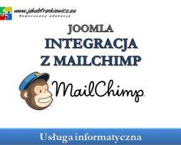 Integracja Joomla z system MailChimp