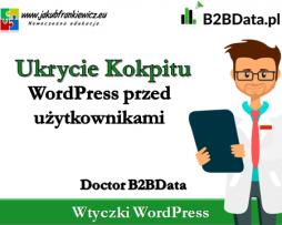 Doctor B2BData – Ukryj Kokpit