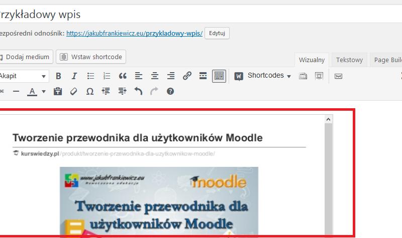 Jak do WordPress dodać prezentację z SlideShare?