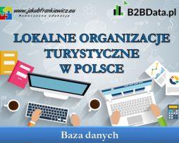 Regionalne Organizacje Turystyczne w Polsce